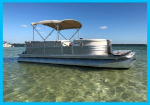 Pontoon boat rentals near me.