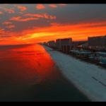 Sunset cruise panama city beach